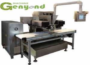 Máquina de Moldagem de chocolate em aço inoxidável