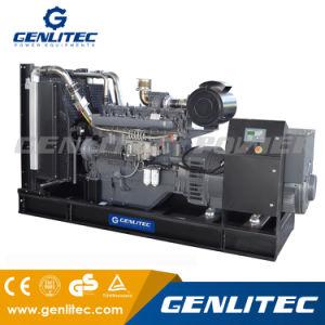 Generatore del diesel di buona qualità 600kVA Wudong Dandi di prezzi bassi