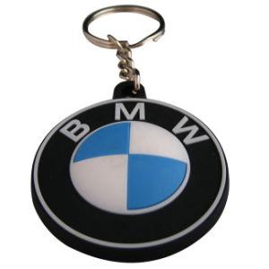 Kundenspezifisches Auto-Großhandelsfirmenzeichen weicher Belüftung-Schlüsselring für Dekoration (022)