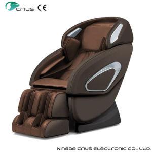 Sillón de masaje eléctrica de lujo como se ve en la televisión