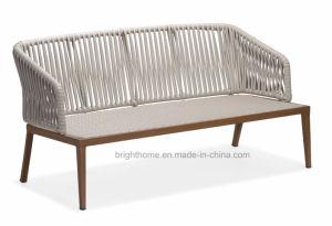 Élégant et Nouvel An Patio des meubles en osier en rotin canapé mobilier extérieur en résine