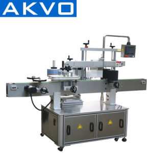 Wst 150 전자 또는 진공관 스티커 Labellilng 기계