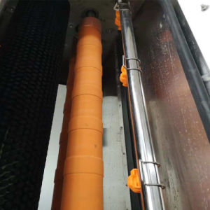 생산 라인을 누르는 Lbj2000 수직 격리 유리제 회전은/유리제 생성을 이중 유리를 끼운다
