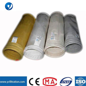 De Collector van het Stof van de Zak van de Filter van de Stof van Yuanchen P84 voor het Cement van Filippijnen en Staalfabriek