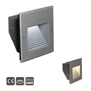 3W CA100~240V&Lámpara de luz LED de pared