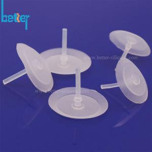 Vedação de borracha de silicone médico respirador