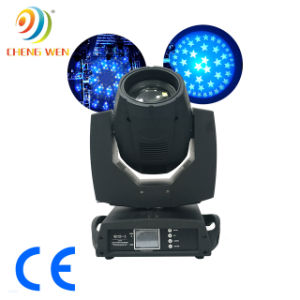 DJの照明5r 200W党&Concert LEDの段階の移動ヘッドライト