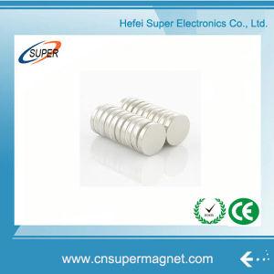 Металлокерамические высокого качества с неодимовыми магнитами N52 диск магнита