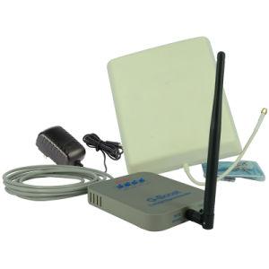 De hete FCC Gediplomeerde Enige Spanningsverhoger van het Signaal van Cellphone van de Band/Versterker Van de consument