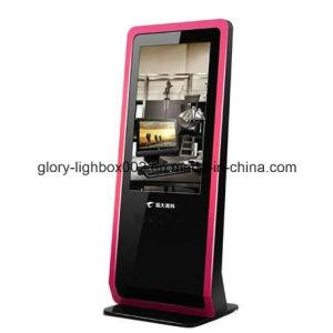 55 '' HD LCD Bildschirm-Digital-Spieler