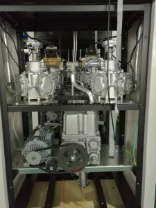 Doppio ugello 1pump -2flowmeter-2display-2keyboard dell'erogatore del combustibile Rt-Yg122