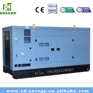 500квт биогаза электростанции