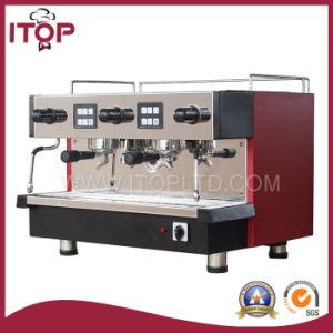 11L Professional Grupo Duplo máquina de café espresso comercial (11,2 cm)