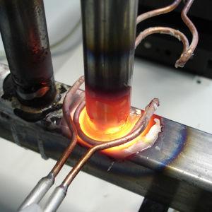 高周波誘導はステンレス鋼の溶接機をろう付けする