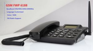 GSM Fixed Wireless Phone GSM850/900/1800/1900MHz