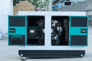 16kw 20kVA ATSと無声長続きがする水冷却のディーゼル発電機セット
