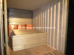 2.1X2.4m StdオーストラリアTemporary Fencing Panel
