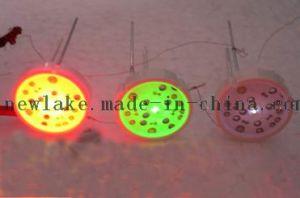 Lampe témoin LED jaune 20 mm