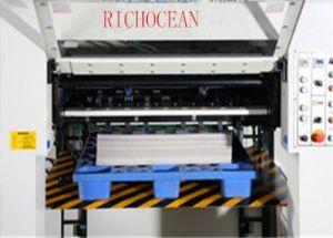 Высокая скорость автоматической бумаги умирают режущей машины