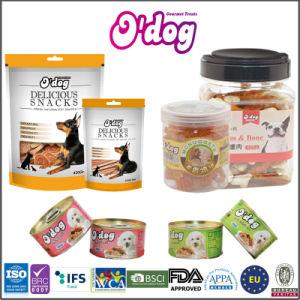 Здоровые Odog мягкий цыпленка с сыром рывками для собак закуски
