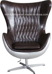 Clássico moderno Cadeira de Lazer Cadeira de ovo de réplica