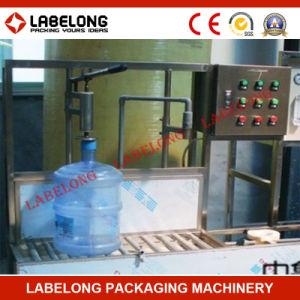 Barato /preço baixo semiautomático simples /Mão Manual /5 galão/20L Canhão/Misturador Garrafa de Enchimento de lavar a máquina