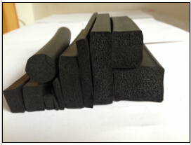 Esponja de caucho EPDM/Perfil Perfil de esponja