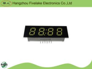 0,4 pouce Quad Digits 7 Segment LED Clock Display (WD04041-A / B)