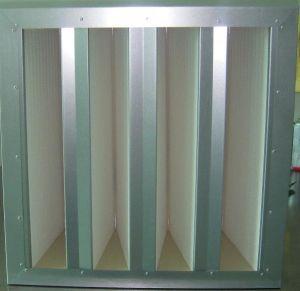 Het Profiel van de Filter van de Lucht van het aluminium