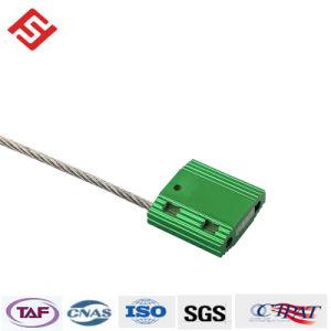 Kabel-Dichtungen der ISO-17712 nummerierte Klausel-6 mit Barcode