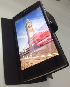 5'' GSM Android Quad Core Touchscreen Mobile Phone