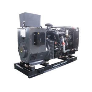 40квт/50квт с водяным охлаждением мощность генераторной установки дизельного двигателя
