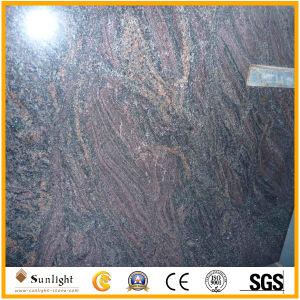 壁または床のための普及した安いサンタセシリアの軽い花こう岩のタイル