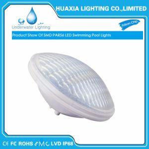 SMD3014 multi indicatore luminoso subacqueo della piscina della lampada di colore 18W 24W 35W 12V PAR56 LED