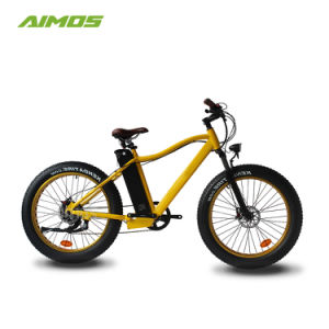 2018 Aimos poderoso bicicleta eléctrica 1000W Ebike Fatbike/integrar