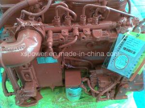 트럭 차를 위한 전기 주지사를 가진 Cummins 진짜 디젤 엔진 Isde180 40 132kw/2500rpm