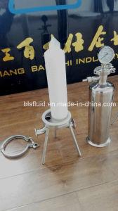 Filtergehäuse-Wasser-Filter-Gerät des Edelstahl-10