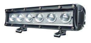 30W 10 Polegadas Barra de luz LED Luzes de Direção de Deslocamento em Trilhas