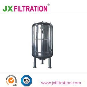 Edelstahl-aktiver Kohlenstoff-Filter