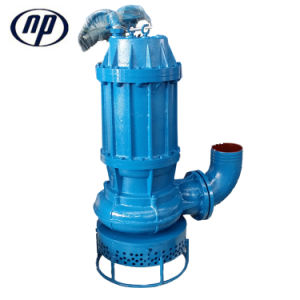 Pompa di sabbia sommergibile elettrica dei residui di Zjq 200-15-22