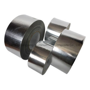 Теплоизоляции токопроводящие ленты из алюминиевой фольги