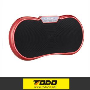 Piatto adatto di vibrazione di potere di musica di macchina di forma fisica per uso domestico