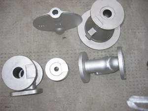 Lanciare - pompa dell'acciaio inossidabile (S.S304)
