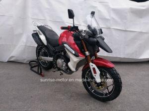 新しいADVのオートバイ
