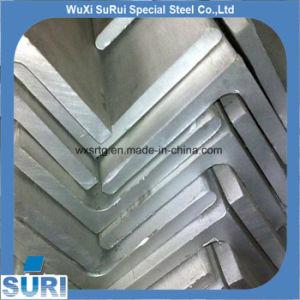De Staaf van de Hoek van het Roestvrij staal van ASTM 304 60*60*4mm/de Staaf van de Hoek Equl voor de Bouw