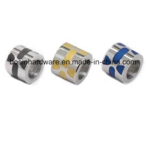 Branelli del distanziatore dell'acciaio inossidabile del cilindro per la fabbricazione del braccialetto