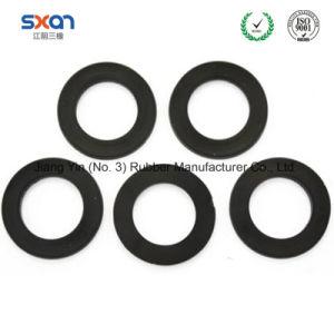 EPDM Goma NBR FKM personalizados anillo plana de la Junta para la fábrica.