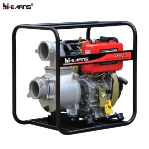 Bomba de agua de diesel de 4 pulgadas con arranque eléctrico E-Start (DP40E)