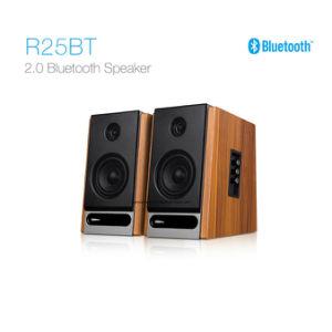 2ab83734d4645 R25bt 2.0 Bluetooth Bücherregal-Lautsprecher -Computer-Einfassungs-Stereolautsprecher