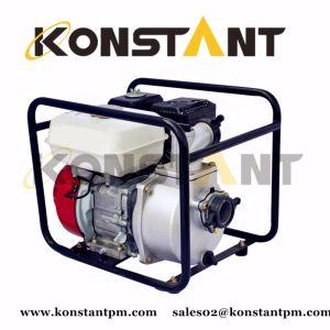 Motor de gasolina de 5.5HP alimenta la bomba de agua BM20